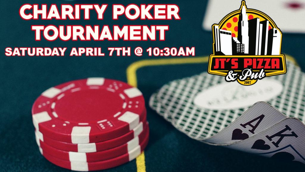 Ohio charity poker tournaments world poker tour niagara falls 2017