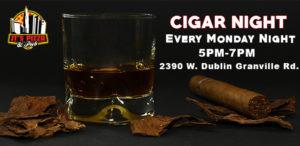Cigar Night @ JT's Pizza & Pub | Columbus | Ohio | United States